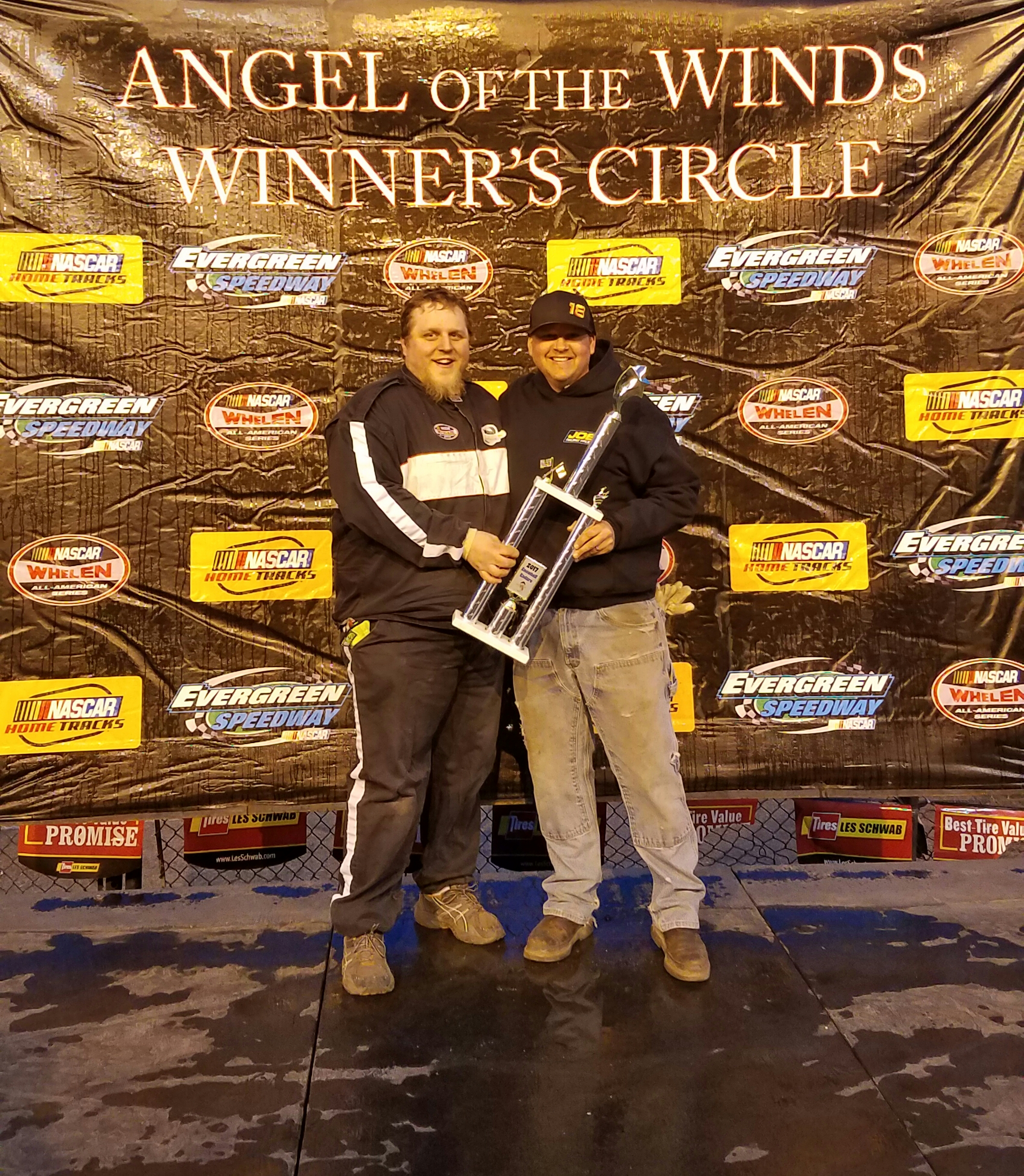 Mike Jensen and Toby Jenkins take 1st Place in our 4 Hour Enduro!